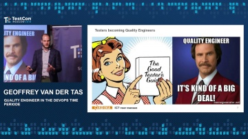 DATA MINER: Geoffrey van der Tas - Quality Engineer in the DevOps Time Periode