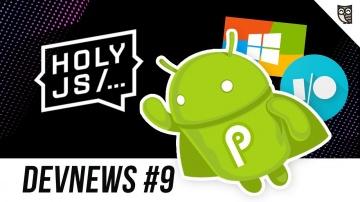 LoftBlog: Обзор Google I/O, Microsoft Build 2018, Новый Android P, Конференция HolyJS - видео