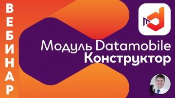 СКАНПОРТ: Модуль DataMobile Конструктор