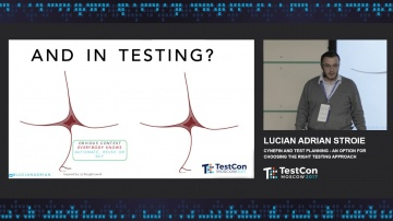 DATA MINER: Lucian Adrian Stroie - Cynefin and Test Planning – an Option for Choosing the Right Test