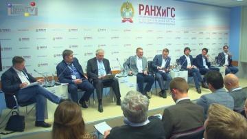 JsonTV: Гайдаровский форум 2019. Искусственный интеллект и государство