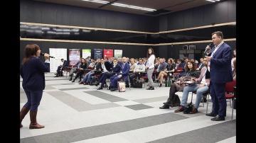SkladcomTV: Третья Международная выставка-форум «СКЛАДЫ РОССИИ» 2019 - www.skladyrussia.ru