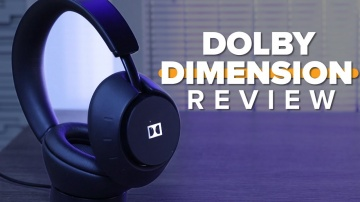 CNET: Dolby Dimension headphones review