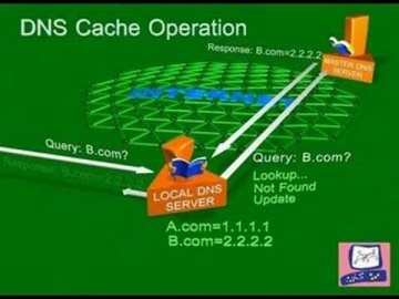 Check Point: DNS Cache Poisoning Attack | Internet Security