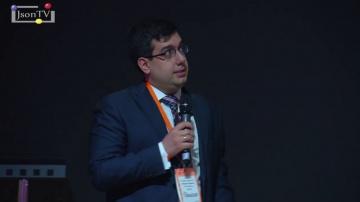 JsonTV: IOT conference. Михаил Годенко, Микрон: Российская микроэлектроника для критической инфрастр