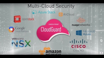 Check Point: Advanced Cloud Security - CloudGuard Overview