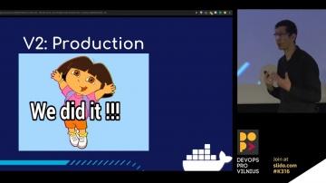 DATA MINER: From Zero to a Full Docker Based IT Teams by Rachid Zarouali