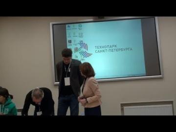 Финал MY_FINTECH в Технопарке Санкт-Петербурга