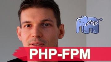PHP: PHP улучшаем производительность: настройки PHP-FPM - видео