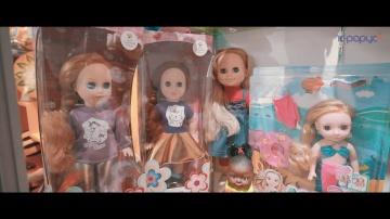 1С-Рарус: 1С:ERP для фабрики игрушек ВЕСНА
