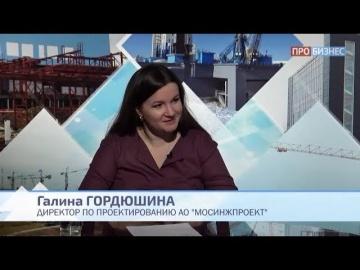 Галина Гордюшина в программе Евгения Вирцера «Стройотряд»