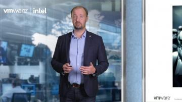 VMware Russia: часть 2. Новый подход к построению ИТ платформы для соответствия вызовам бизнеса - ви