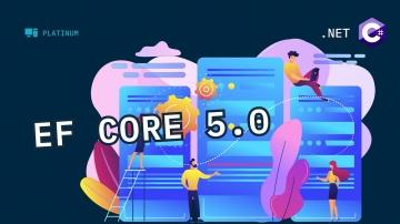 C#: Entity Framework Core 5.0 - добавляем базу данных в проект - видео