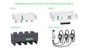 SCADA: Система PowerTag для новых или существующих электрических щитов - Schneider Electric - видео