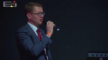 JsonTV: IOT conference. Алексей Сечкин, Jet Infosystems: Энергоэффективность на базе IIoT в ритейле
