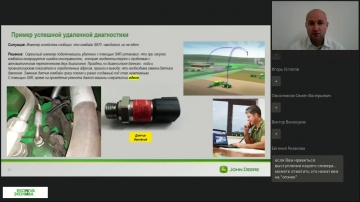 Цифровизация: Цифровизация сельского хозяйства. Инструменты Connected Support - видео
