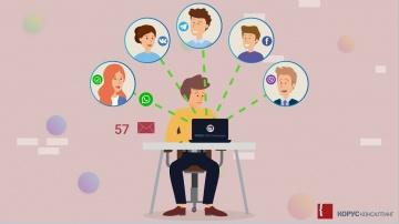 КОРУС Консалтинг: Как работает KORUS CRM | Messengers