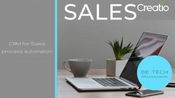 Be Tech: Sales Creatio от студии CRM проектов Be Tech - видео