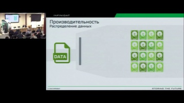 Доклад «INFINIBOX – Признанные Передовые СХД»