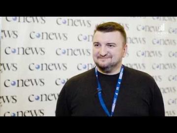 Den Reymer: Интервью на CNews Forum 2018. Денис Реймер - видео