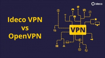 Айдеко: Ideco VPN vs OpenVPN