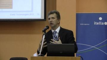 Форум ММЛФ 2013 - (Докладчик Усов Александр)