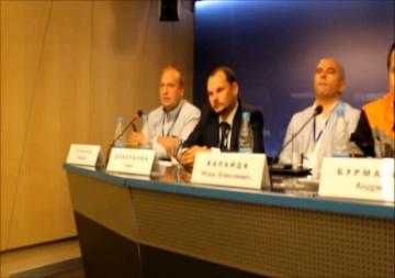 Мобильные решения CDC для мониторинга транспорта на форуме Samsung Enterprise Forum 2014