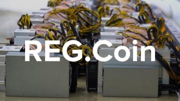 REG.RU: REG.Coin — новая криптовалюта от REG.RU