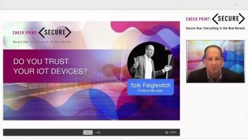 iot: Безопасная экосистема Интернета вещей (IoT) - видео