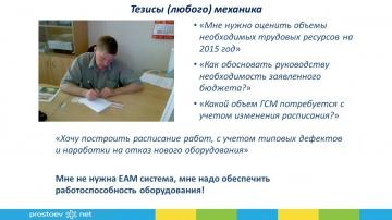 Данные по надежности- доклад Простоев.НЕТ на конференции Балансмаш - Простоев.НЕТ