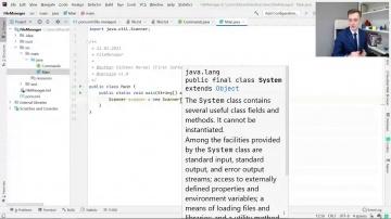 Java: Пишем файловый менеджер Мастер-класс Университета Иннополис - видео