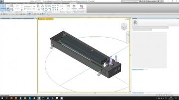 BIM: Revit 3D BIM модели Varmann, конвекторы отопления внутрипольные, инструкция по применению - вид