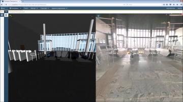 BIM- НЕОСИНТЕЗ. Оперативный мониторинг процесса сооружения