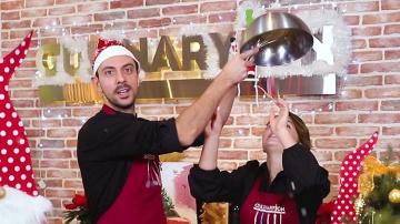 1С-Рарус: Мастер-класс по приготовлению тирамису и капрезе от итальянского шеф-повара Джузеппе для 1