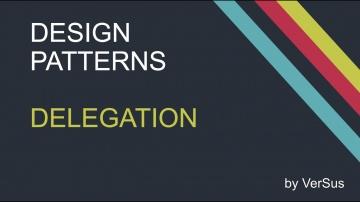 PHP: DESIGN PATTERNS. DELEGATION. - видео
