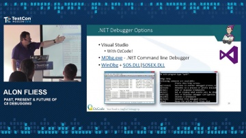 DATA MINER: Alon Fliess - Past, Present & Future of C# Debugging