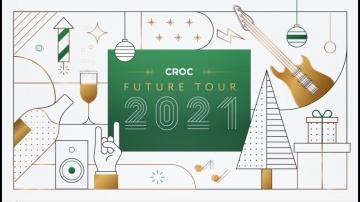 КРОК: Новогоднее приглашение CROC Future Tour 2021