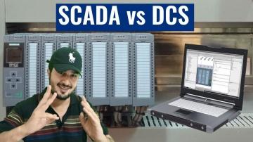 SCADA: What is difference DCS vs SCADA ? 2021 - видео
