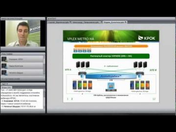 КРОК: EMC VPLEX. Зачем нужна виртуализация СХД