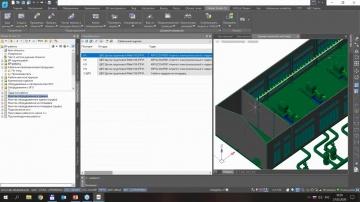 Csoft: Model Studio CS Кабельное хозяйство. Урок №5–Документация проекта кабельной раскладки из BIM-