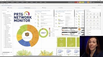 Softline: Обзор PRTG Monitor вместе с одим из инженеров Paessler