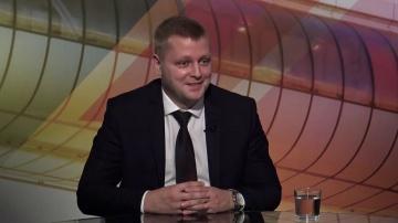TerraLink: «Первая цифровая». Герой программы: Андрей Лебедев, Министерство труда и социальной защ