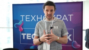Технократ: Илья Мунерман на Russian Tech Week