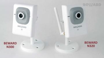 Layta: Beward N300, N320 (обзор) - IP-камеры видеонаблюдения миниатюрные