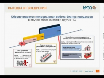 Вебинар. Управление информационной безопасностью в соответствии с ISO 27001