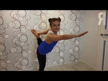 СКБ Контур: ЯБ2018 Интерактивно-познавательное йога-шоу «Саламба»
