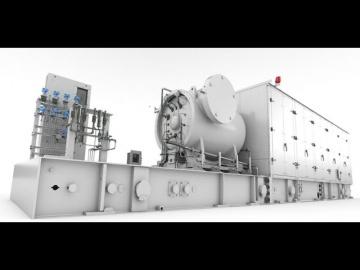 Цифровой двойник компрессорной станции: создание, внедрение, эксплуатация - видео