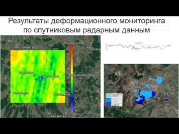 ГИС: ГНСС мониторинг нефтяных месторождений - видео
