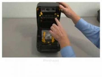 Умный Склад: обзор принтера этикеток c RFID модулем Zebra ZD500R