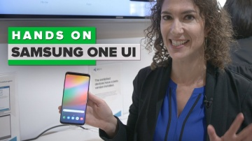 CNET: Samsung One UI walkthrough: Coming to Galaxy X